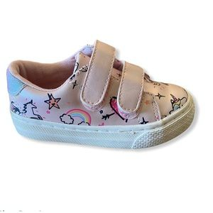 The Children's Place Unicorn Toddler Sneakers